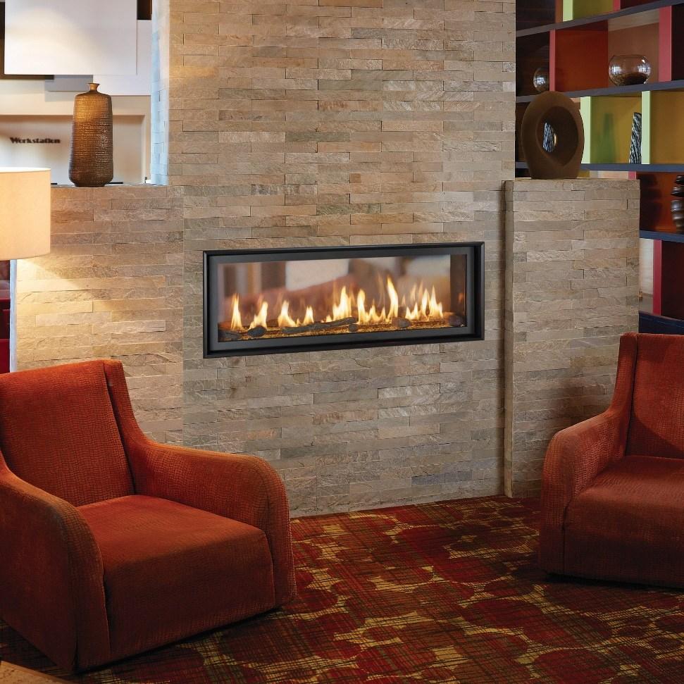 Fireplace Xtrordinair 4415 Linear See Thru Gas Fireplace Byler S