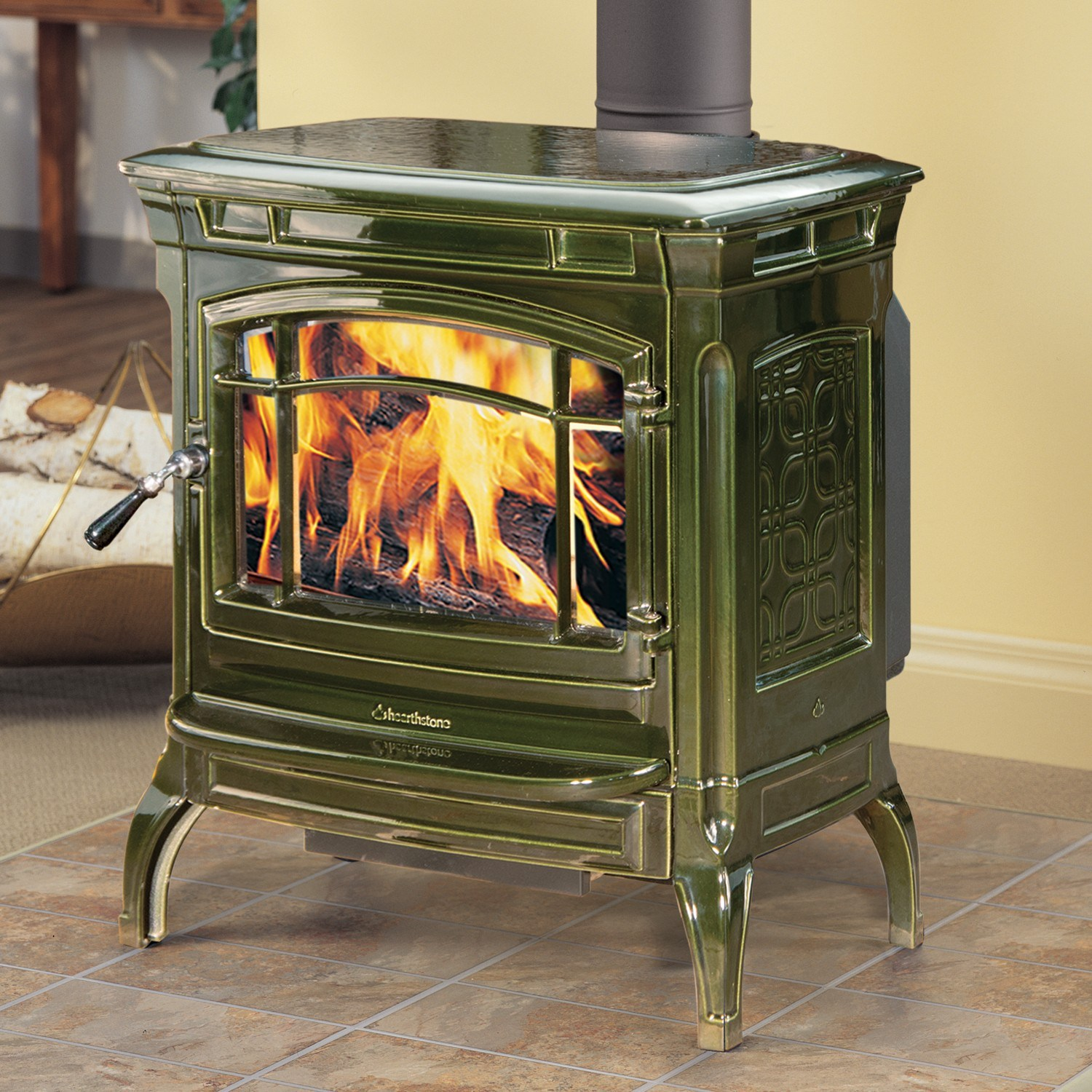 Can You Paint Wood Burners
