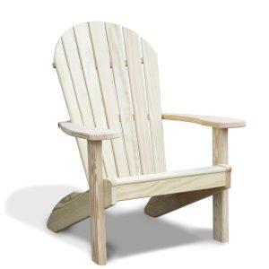 Adirondack Wood Chair