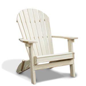 Adirondack Wood Folding Chair