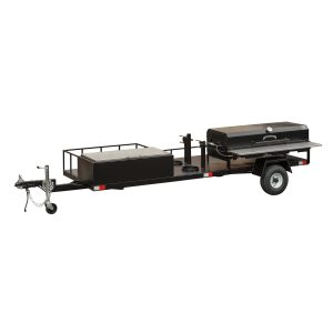 Ultimate Caterer Barbecue Trailers