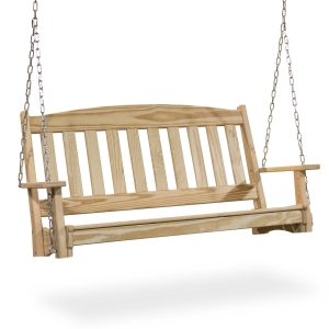 English Garden 4' Hanging Swing