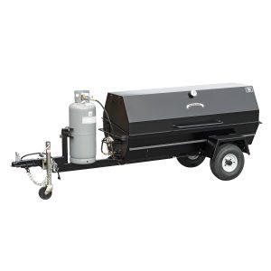 Meadow Creek PR72GT 72″ Gas Pig Roaster Trailer