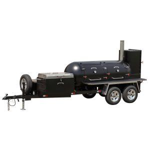 Meadow Creek TS500 Barbeque Smoker Trailer