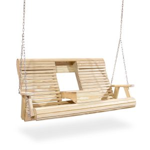 Rollback 5′ Hanging Swing with folding Console
