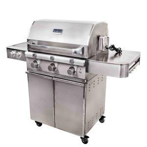 Saber Elite Series 3-Burner Gas Grill