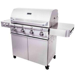 Saber Premium 4-Burner Gas Grill
