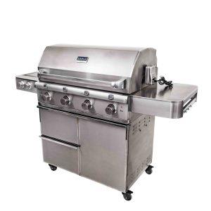 Saber Elite Series 4-Burner Gas Grill