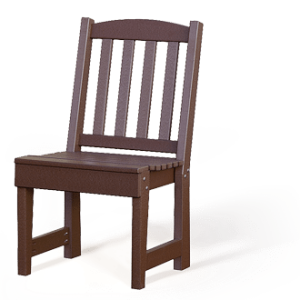 Poly English Dining Chair