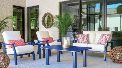 St Catherine cushion patio furniture