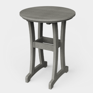 30″ Round Bar Table