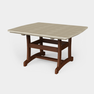 4 x 4 Dining Table