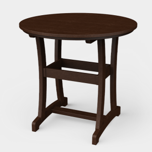42″ Round Bar Table
