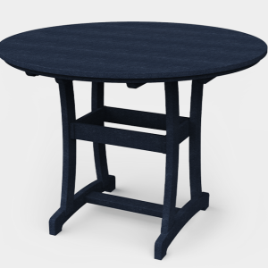 54 Round Bar Table