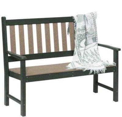 Sonrise Poly bench